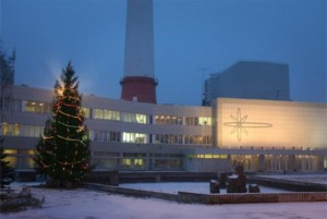 Leningrad Nuclear Power Plant Centrale nucleare di San Pietroburgo