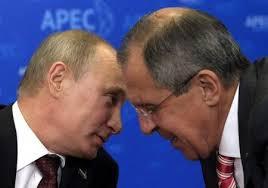 Putin Lavrov 1
