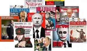 Putin-magazines