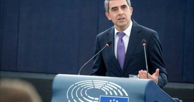Росен Плевнелиев Европейски парламент
